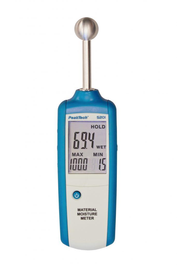 peaktech 5201 test